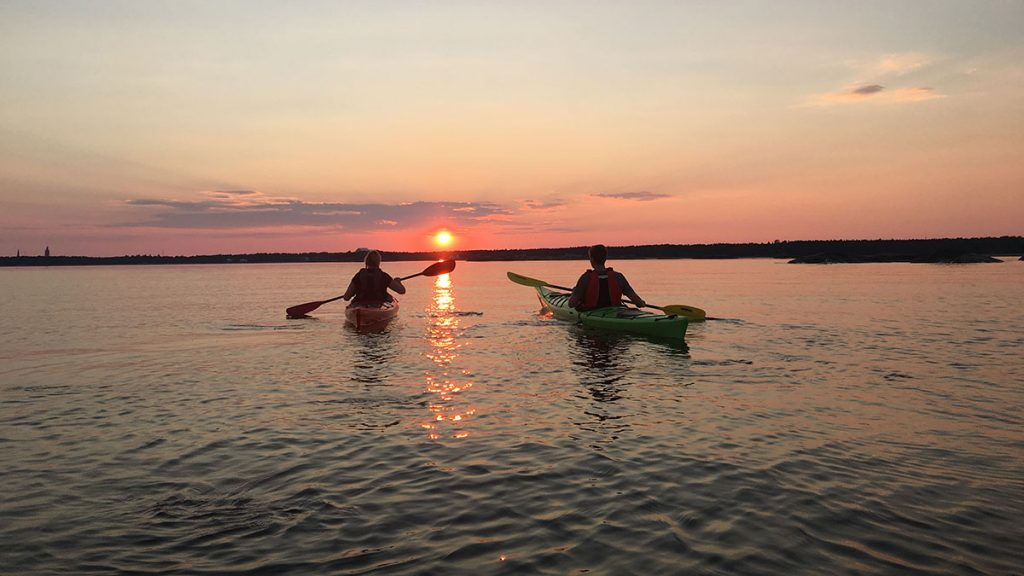 Guided nature tours in Hanko